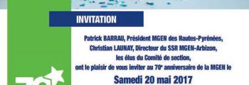 Conférence Débat Médecine et sport organisé par la MGEN des Hautes-Pyrénées