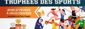 Parrain «Trophées des Sports»